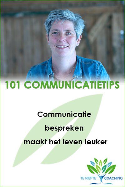 101 Communicatietips